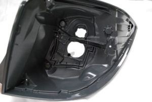 Tail Light Housing